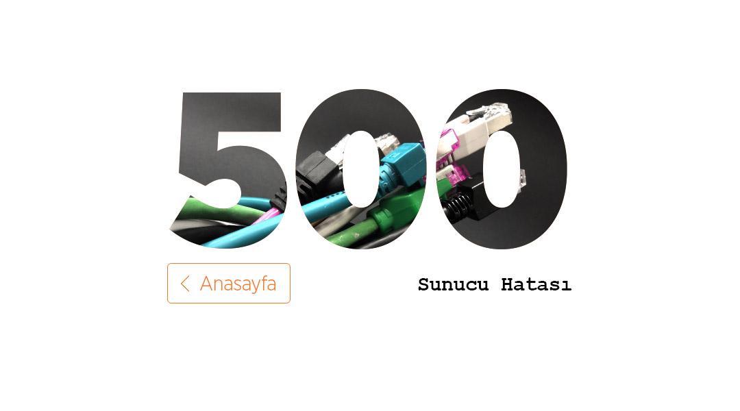 Hata: 500